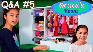 Q&A #5   Grace's Room