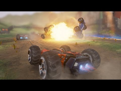 GRIP - Multiplayer Launch Trailer
