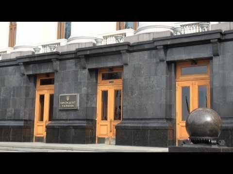 Bankova - Presidential Administration of Ukraine (HD)