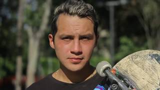 Travel on wheels por chilango skate.