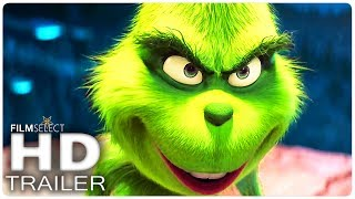 EL GRINCH 2018 Final Trailer Español (2018)