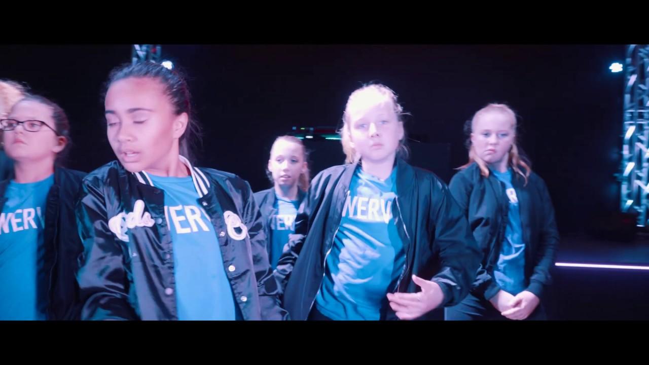 Lecrae x Zaytoven - Get Back Right | Dance by Swarm Studio kids