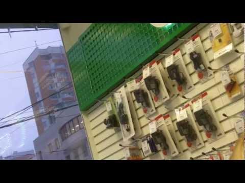 скандал в офисе МегаФона метро авиамоторная 09/02/2010