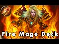 Hearthstone - Fun vs Meta: Fire Mage vs Secret Paladin