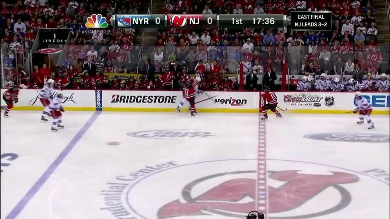 wholesale dealer 134c7 fb0a5 HD - NY Rangers - NJ Devils 2:3 OT ; 05.26.12. Game 6