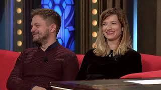 1. Marika Šoposká a Jiří Mádl - Show Jana Krause 2. 10. 2019