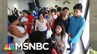 DHS: Nearly 2,000 Children Separated From Their Parents At US-Mexico Border   Katy Tur   MSNBC