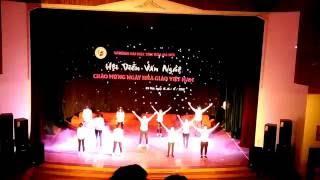 nhảy hiện đại - quê hương việt nam + việt nam ơi