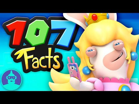 Thumbnail: 107 Mario + Rabbids: Kingdom Battle Facts YOU Should KNOW!! | The Leaderboard