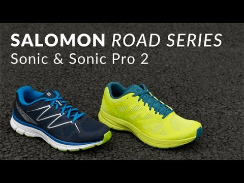 0da1c7d9aca1 Salomon Sonic   Sonic Pro 2 - Running Shoe Overview - YouTube