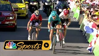 Tour de France 2018: Stage 15 finish I NBC Sports