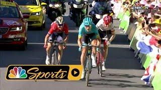 Tour de France 2018: Stage 15 finish I NBC Sports