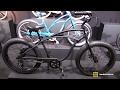 2017 Electra Bicycles Cruiser Lux Fat Bike - Walkaround - 2016 Eurobike