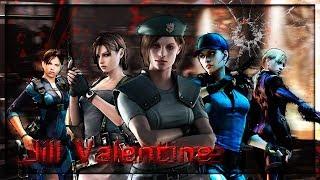 ► Jill Valentine ϟ Resident Evil  💗 E.t. 💗