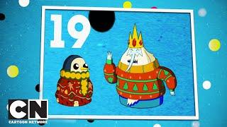 Odliczanie do Bożego Narodzenia | Dzień 19 | Cartoon Network