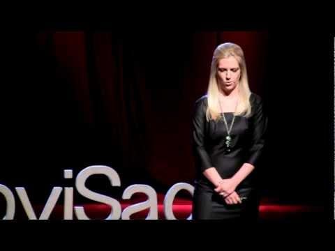 O povratku i mamama - Jovana Ruzicic at TEDxNoviSad