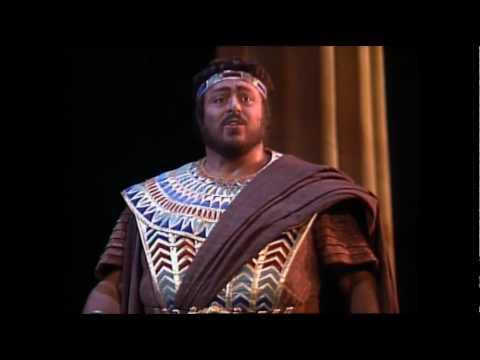 "Luciano Pavarotti - ""Celeste Aida"""