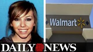Dead Body Found in Walmart Parking Lot