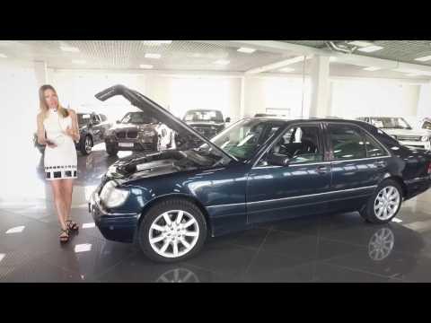 Мерседес Mercedes W140. Последняя легенда. Лиса Рулит.