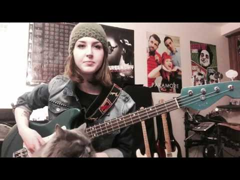Let's Dance To Joy Division // The Wombats bass cover