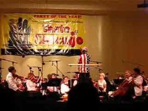 Grant Park Orchestra @ Petrillo Music Shell 070307