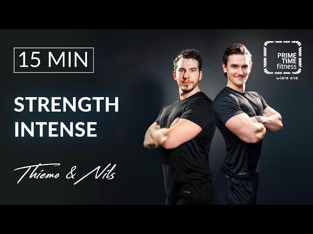 Strength Intense mit Nils & Thiemo - Krafttraining - Fortgeschrittene