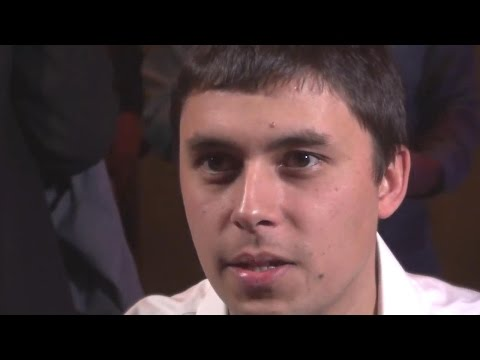 Jawed Karim : Minutes with YouTube co-founder