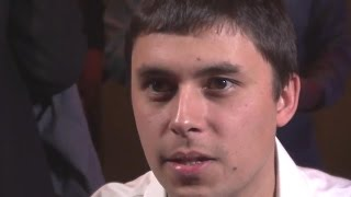 Jawed Karim : Minutes with YouTube co-founder thumbnail