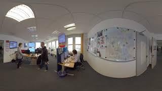 Ein 360° Blick in die Ausbildung als Kaufmann (m/w/d) für Dialogmarketing bei Vodafone