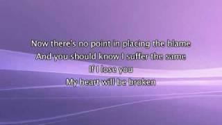 Madonna - Frozen, Lyrics In Video
