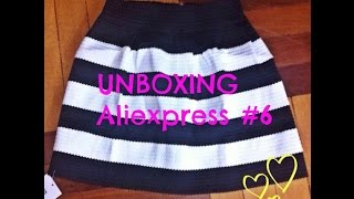 ALIEXPRESS - Unboxing #6 | Saia Listrada
