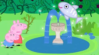 Peppa Pig Official Channel   Peppa Pig's Visit to Mystery Fountain!