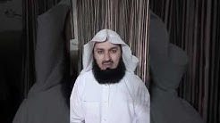 Don't be a miser! - Mufti Menk