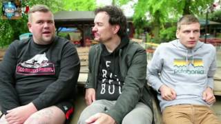 Feine Sahne Fischfilet  - Interview @ Rockpalast | Part 2/2