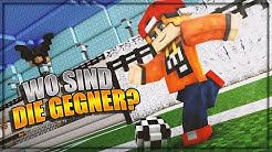 Wo sind die Gegner? | Fußball in Minecraft