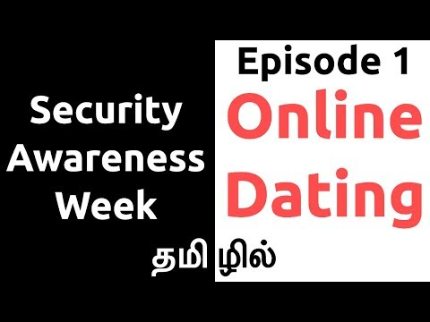 Online Dating: Things You Should Know (Tamil)