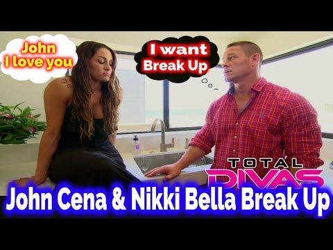 Real Reason Why John Cena & Nikki Bella Break Up - John Cena & Nikki Relationship Sad End