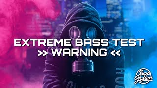 EXTREME BASS TEST 2021 [Warning | Only Subwoofers / Headphones]