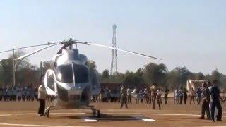 nitin gadhkari ( CENTRAL MINISTER) ( amazing send off )