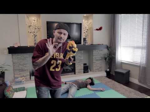 Nerf PRANK Hollogram!!