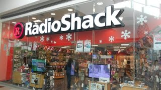 It's Official... RadioShack in Bankruptcy; Twitter Promises Growth