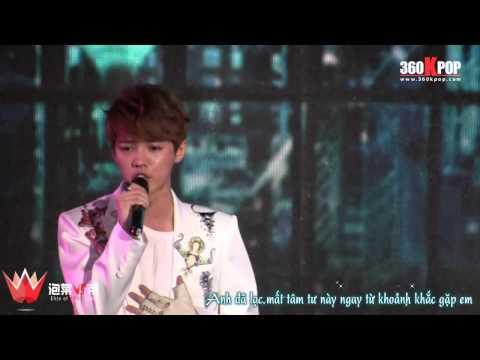 [Vietsub][Perf] EXO-M - What is love (Showcase inBeijing) {EXO team}[360kpop]