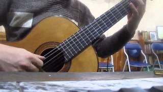 Cavatina - Myers guitar Vũ Hiển