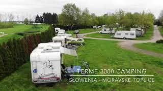 Terme 3000 camping Slovenia