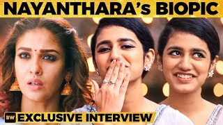 Priya Varrier's Flying Kiss 😘 - Super Cute Interview! | Oru Adaar Love | EN