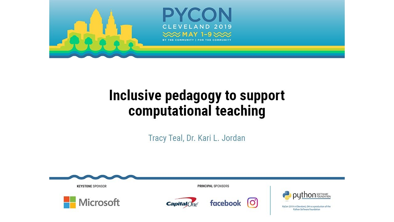 Image from Inclusive pedagogy to support computational teaching