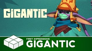 Gigantic | PC Gameplay & First Impressions