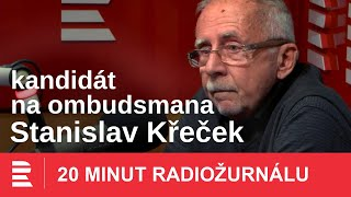 Stanislav Křeček: Šabatová mě odřízla. Diskriminace má řešit soud, ne ombudsman