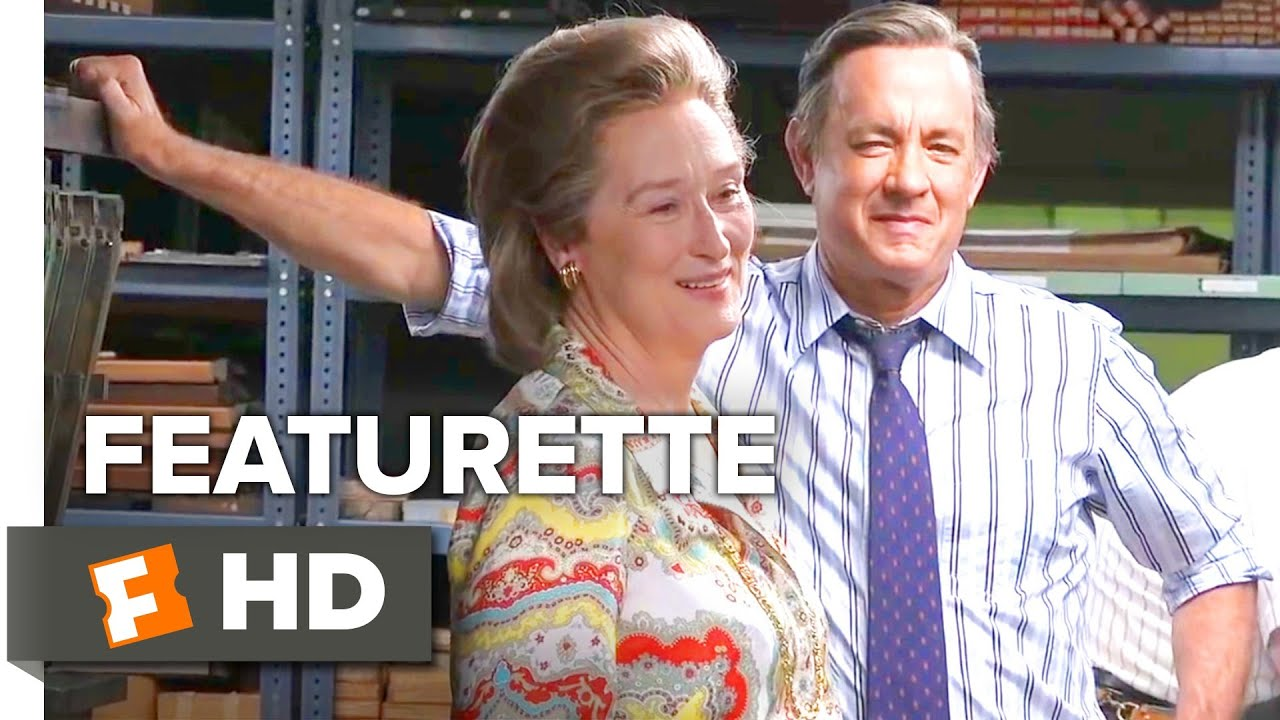 Download The Post Featurette - Dream Team: Meryl Streep & Tom Hanks (2017) | Movieclips Coming Soon