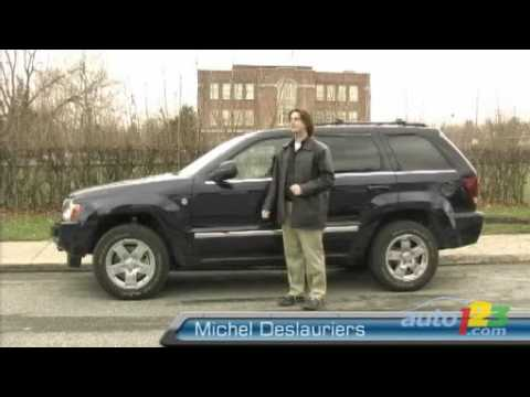 2006 Jeep Grand Cherokee Review by Auto123.com